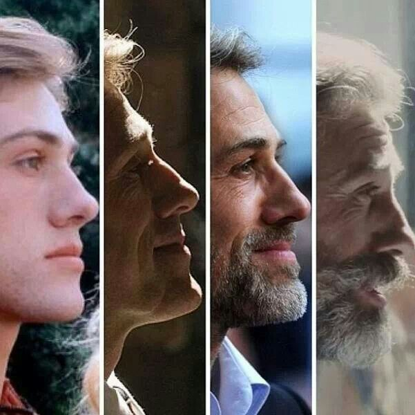 Christoph Waltz, one of the best actors, hands down.