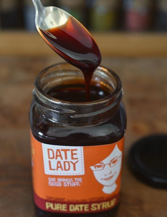 A New Natural Sweetener : Date Syrup. It's all-natural, unrefined, vegan, and oh so luxurious.