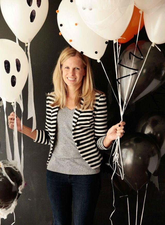 6 Simple DIY Halloween Balloon Ideas!