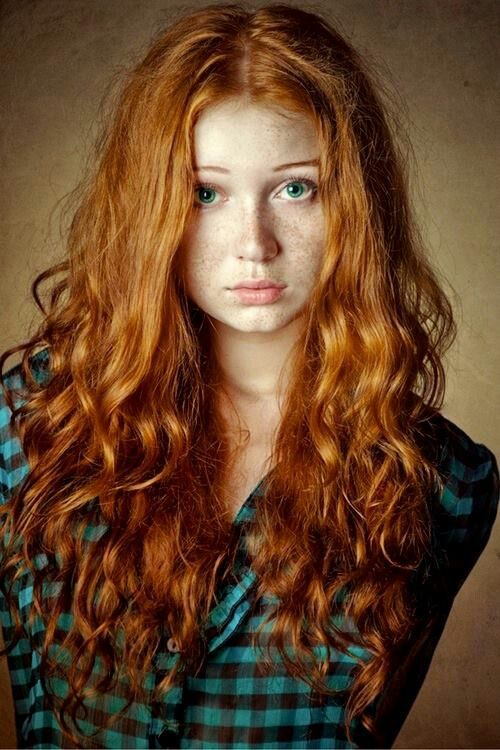 Most beautiful red head amateur