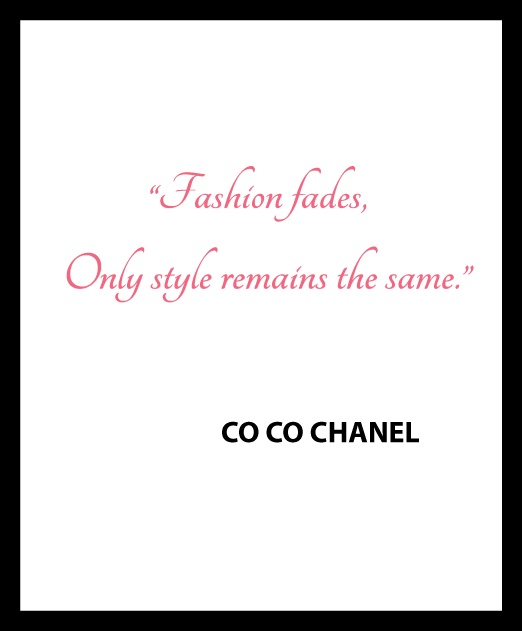 fascinationhair_chanel: Fav Sayings, Chanel, Favorite Sayings, Fashion Fades Style, Fashion Style, Fav Things, Beauty Style, Fashion Quotes
