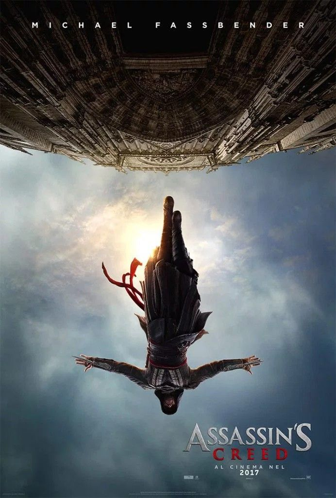 ASSASSIN'S CREED STREAMING FILM COMPLETO ONLINE    FILM STREAMING HD