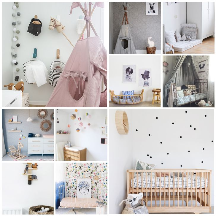 10 Nursery Ideas You'll Want to Steal - Petit