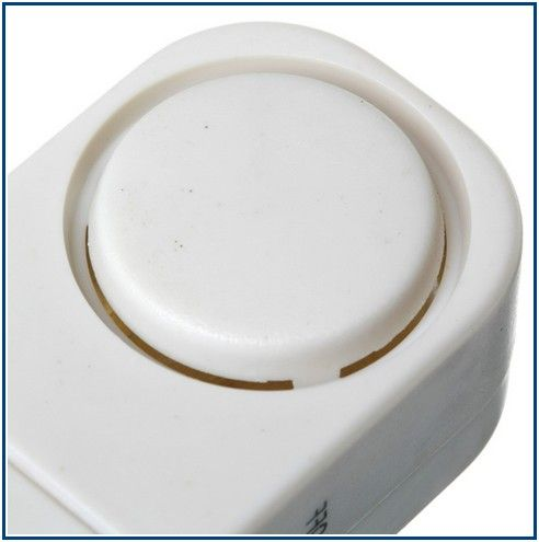 Corking Home Alarm System Battery