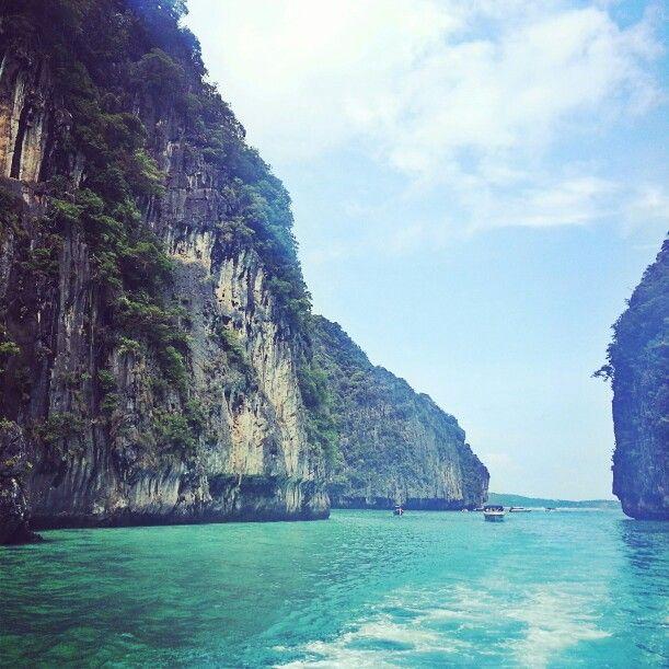 Phiphi island. Phuket. Thailand