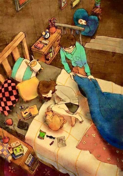 Buenas noches pollina :)