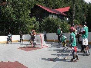 Inline Hockey Camp In Ontario Canada