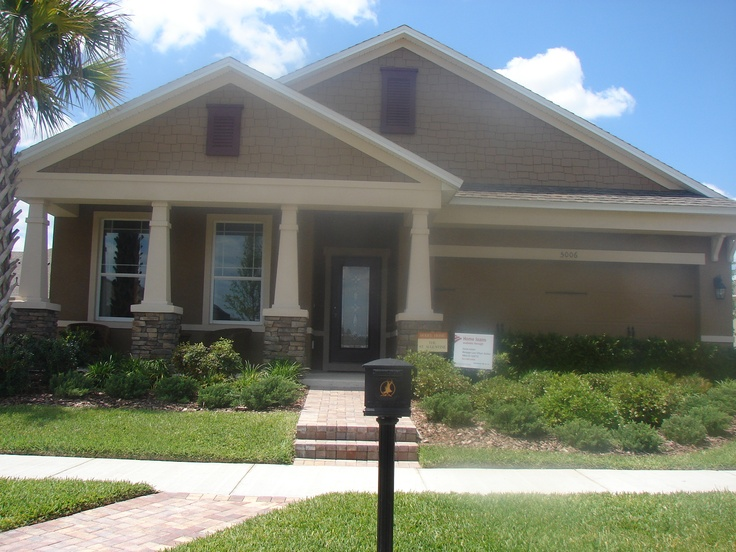 Starling @ Fishhawk Ranch. Brand New Beazer Homes. St Augustine II     2056 - 2546 Sq. Ft.   4 - 5 Bedrooms   2 - 3 Baths   2 Car Garage. Lithia Florida 33547