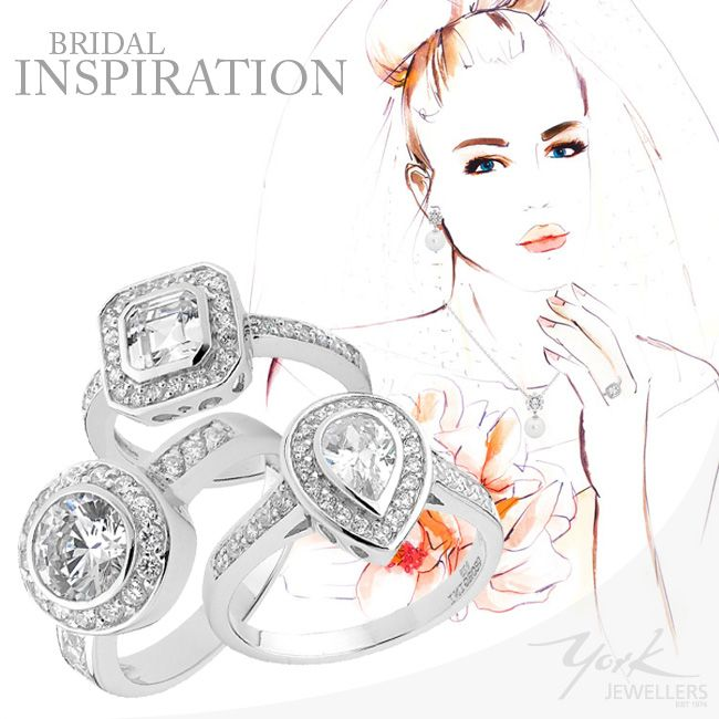 Bridal Inspiration - York Jewellers