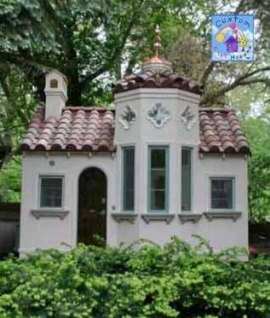 80 best tiny house images on pinterest small homes for Spanish style tiny house