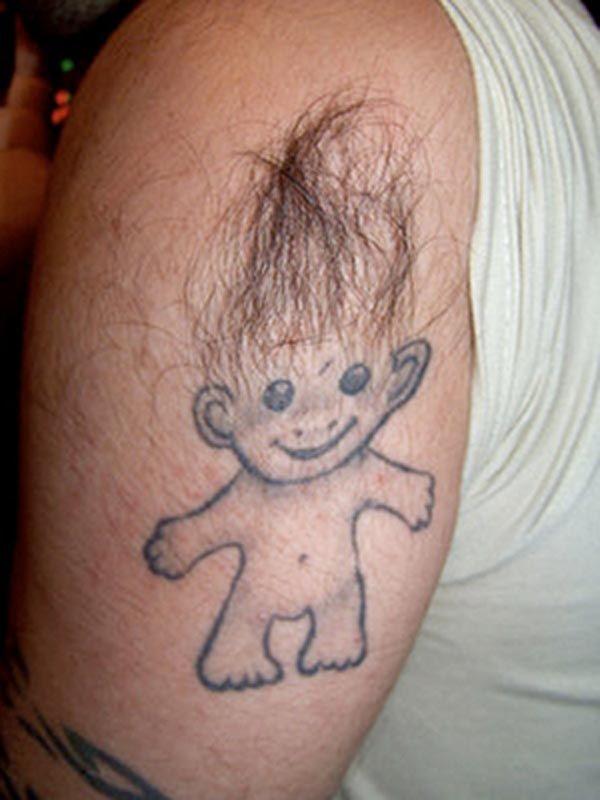 Troll doll anyone?