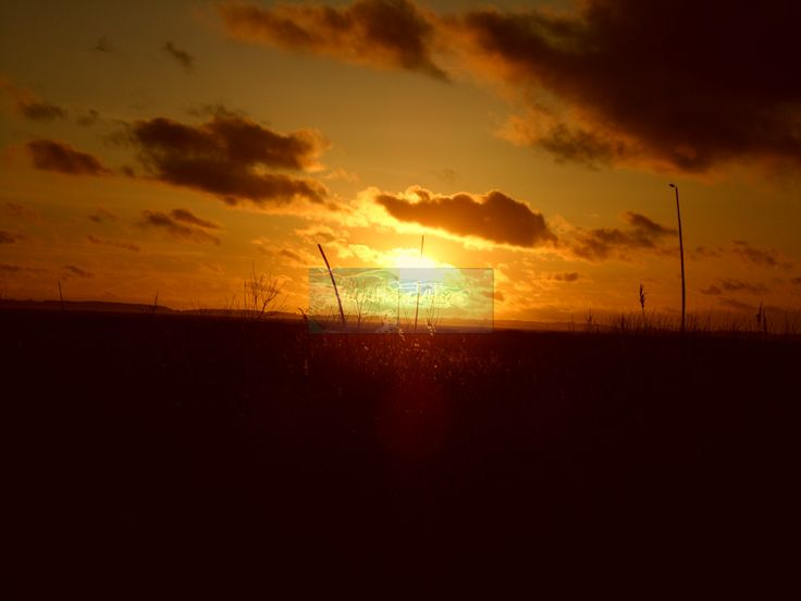 Sunset, Denmark