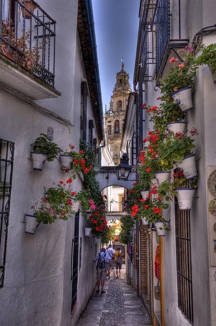 Juderia, Spain