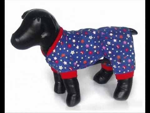 Patrones ropa perros pijama mascota dogs patterns - Terranova ropa ...