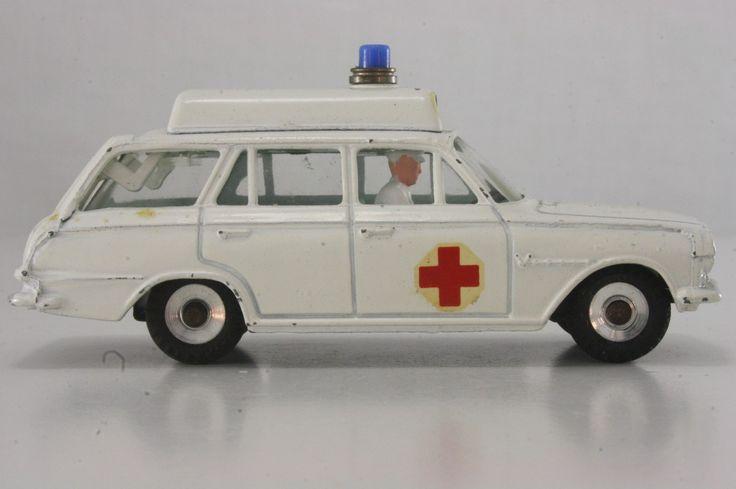 Photo of Dinky Toys: Vauxhall Victor Estate Ambulance