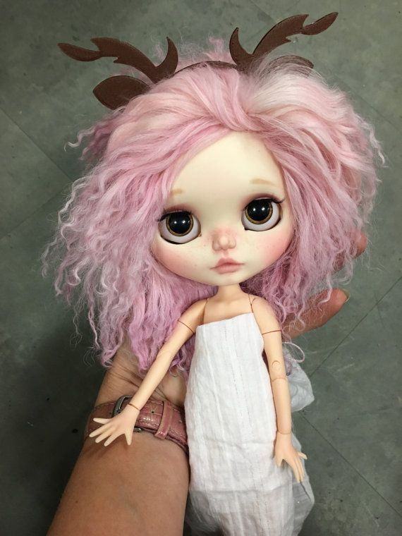 Reserved to Jan Fanny : Blythe OOAK by by BellaDollaCreations