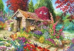 Flowers and Gardens Jigsaw Puzzles – All Jigsaw Puzzles UK
