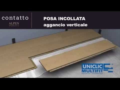 Contatto collection: one system, three locking solutions