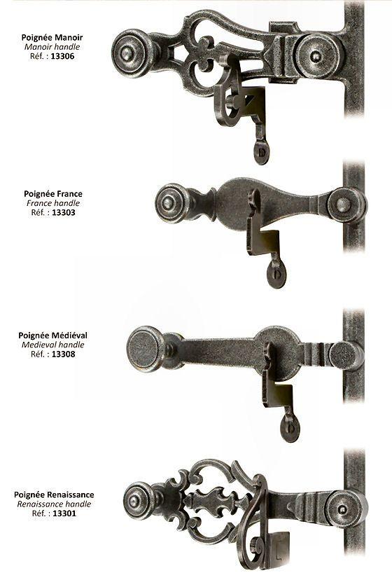 Pin herrajes para puertas y ventanas on pinterest for Herrajes para puertas