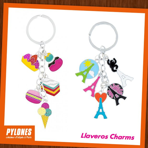 Llaveros Charms. @pylonesco #pylonesco