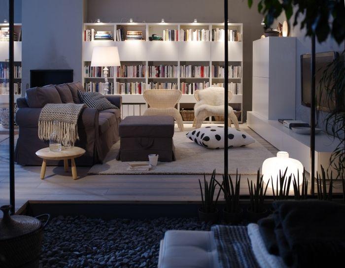 17 meilleures id es propos de biblioth ques billy sur pinterest taille de la tag re de. Black Bedroom Furniture Sets. Home Design Ideas
