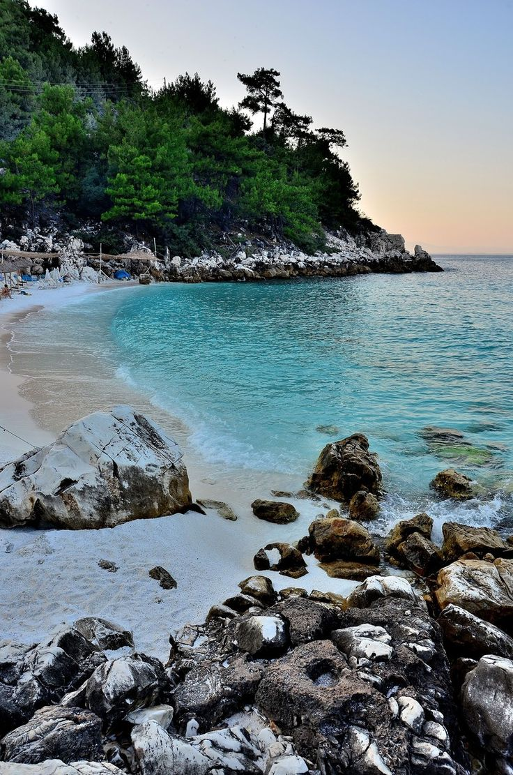 Explore Macedonia: #Thassos #Macedonia, northern #Greece - Favorite places - barefoot living