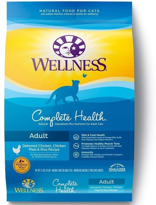 Wellness Complete Health Natural Chicken And Rice Recipe