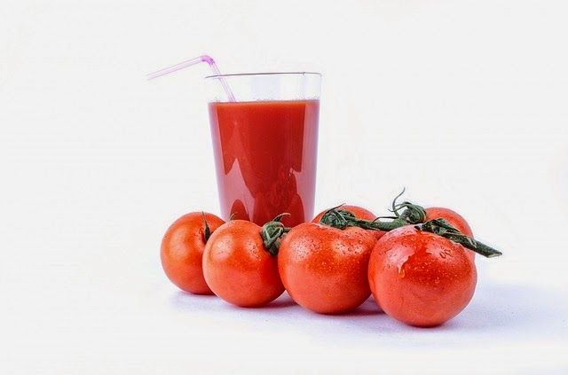 Benefits of Tomato Juice for Skin Beauty