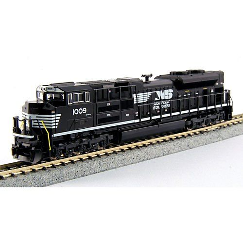 Kato USA Model Train Products EMD SD70ACe Norfolk Southern
