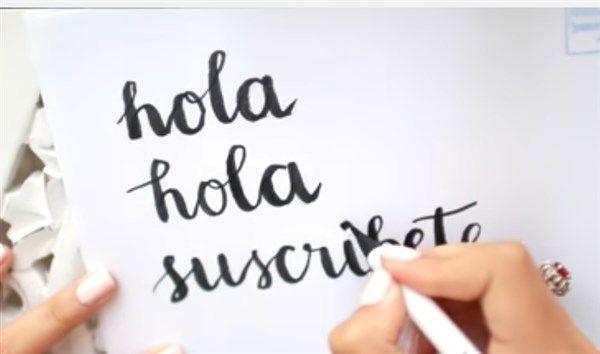 Paso 4 Para Dibujar Una Letra Cursiva Dibujando Letras Como Aprender A Dibujar Tipos De Letras