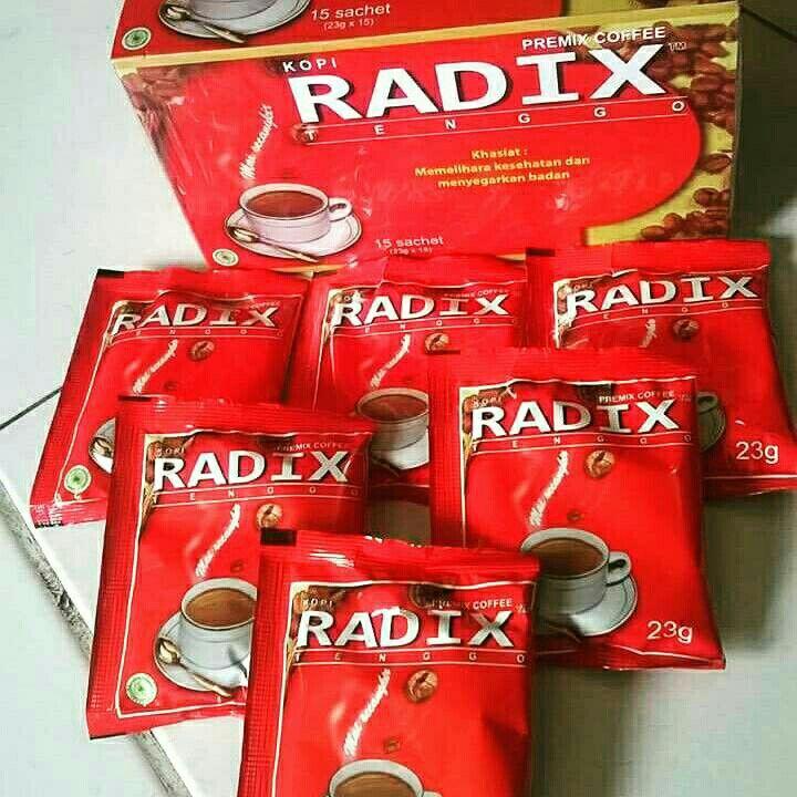 Kopi Radix Tenggo