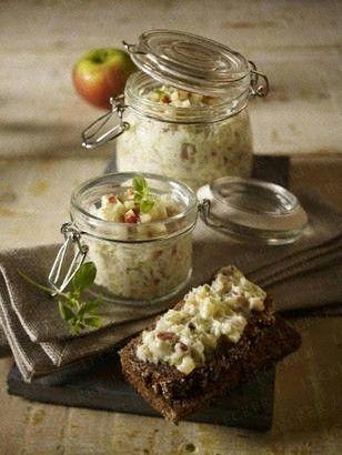 Das Rezept für Apfel-Schmalz und weitere kostenlose Rezepte auf LECKER.de