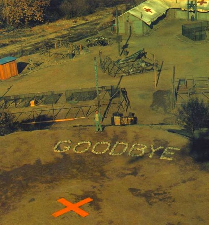 """February 28, 1983 — """"Goodbye, Farewell and Amen"""" was the 2-1/2 hour, 251st and final episode of the series M*A*S*H (1972-83, CBS)"""