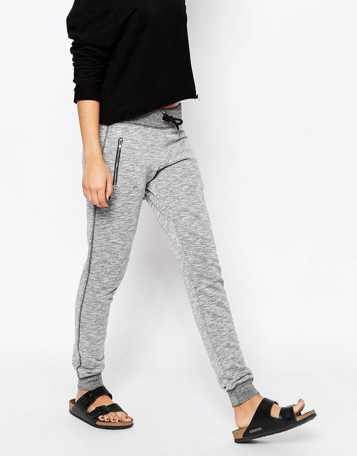 New Look - Pantalon de jogging zippé