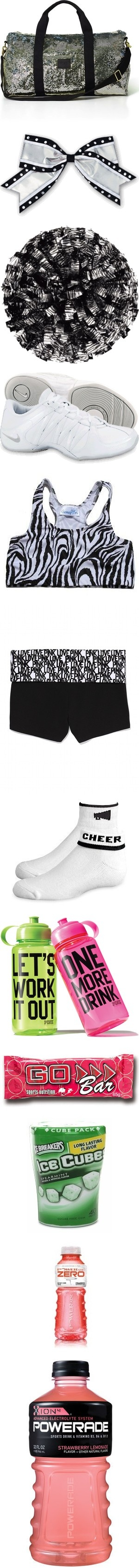 """""""cheer bag"""" by keikei1992 ❤ liked on Polyvore, I 100% want this sequinned bag, it's the perfect overnight bag!"""