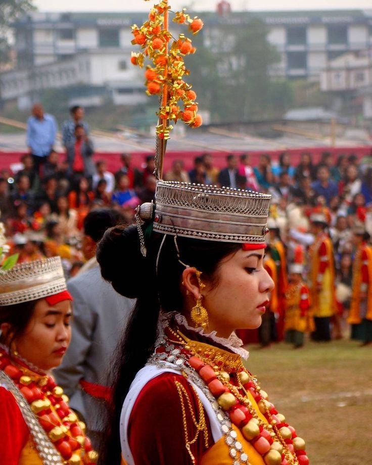 Festivals of North East India.