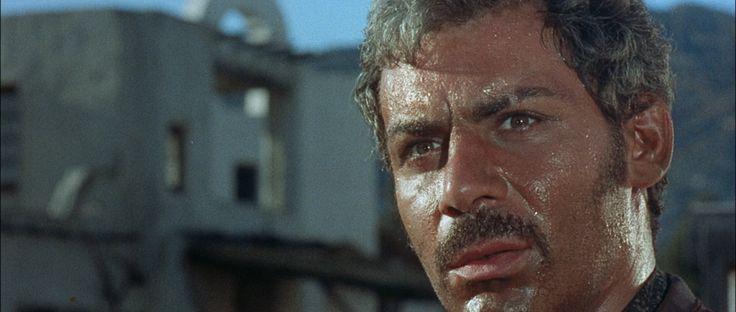 Gian Maria Volonté as Ramón Rojo in A Fistful of Dollars.