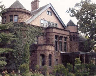 The Griggs Mansion is for sale on Summit Ave in St. Paul. The estate is known to be the most haunted house in St. Paul. All for the bargain price of 1.1 million--which is actually a steal, if you can handle living with the entities that haunt the mansion!