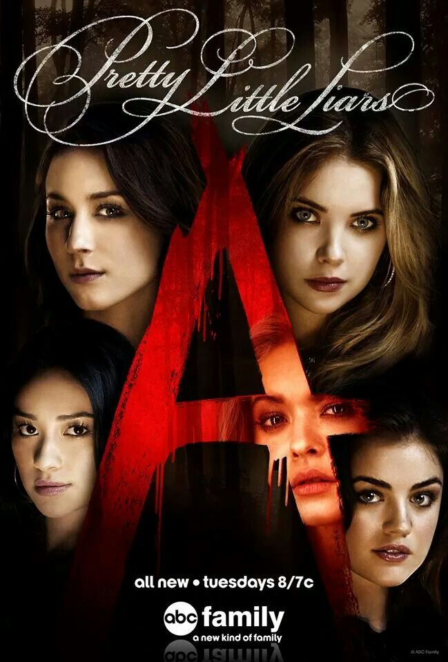 17 Pretty Makeup Ideas With Pastel Colors: 17 Best Images About Pretty Little Liars Posters On