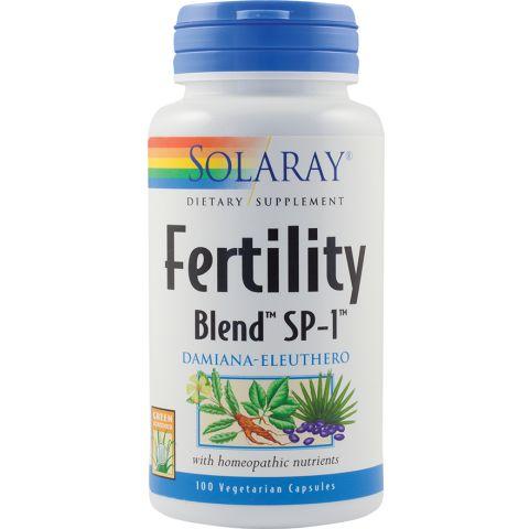 Fertility Blend de Solaray es un complemento nutricional indicado para favorecer la fertilidad tanto masculina como femenina. Con un 15% de descuento!