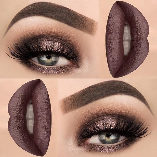 Last nights vampy look  products used:  BROWS: @anastasiabeverlyhills Dipbrow…