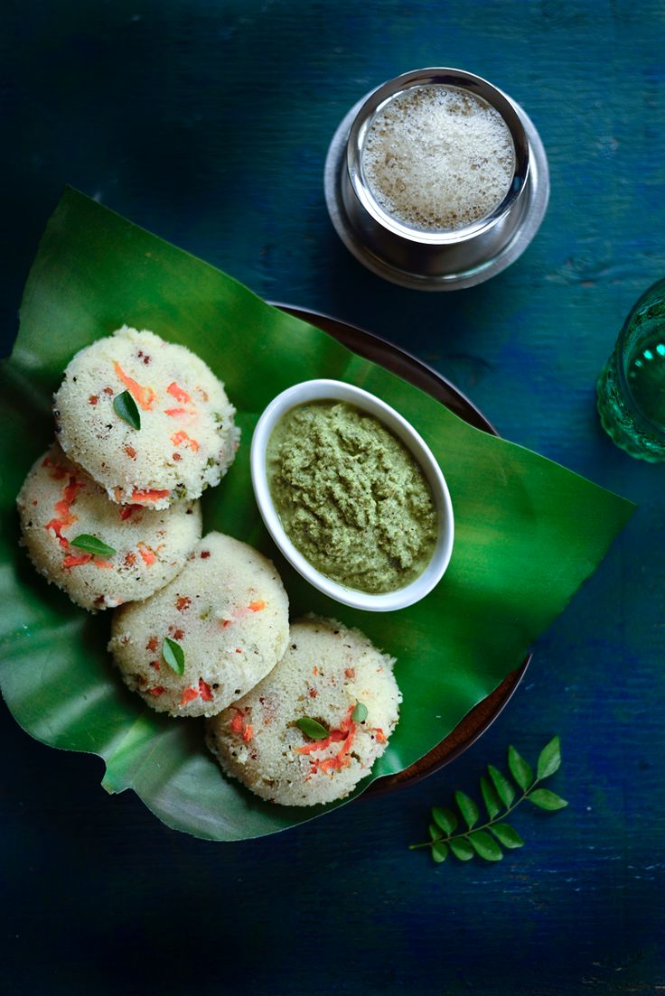 Instant Rava Idli - the big Indian breakfast
