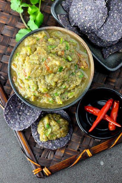 Lao style eggplant dip | Quite Good Food