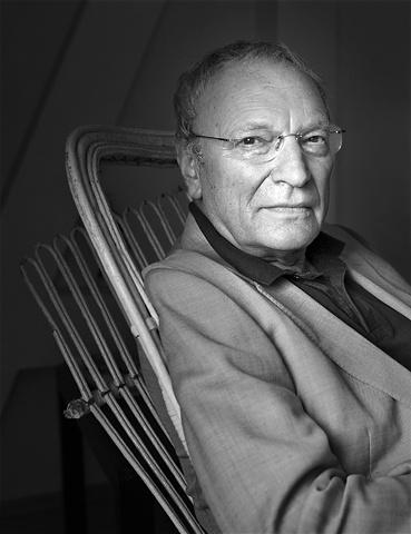 Uwe Timm, author of _Entdeckung der Currywurst_