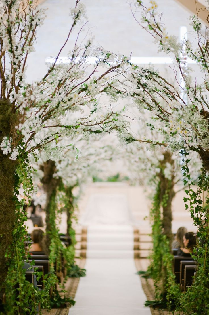 Garden wedding stage decoration   best Wedding  Kaitlyn u Jeremy images on Pinterest