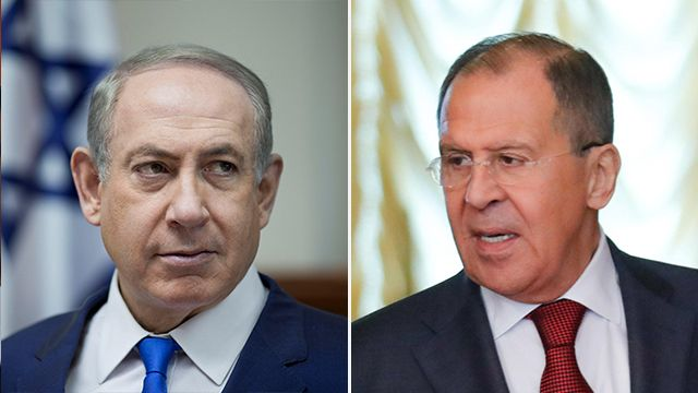 Israel reiterates position on Syria following Lavrov comments - Ynetnews