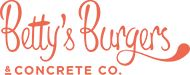 Betty's Burgers & Concrete Co - next burger I'm eating 🍔