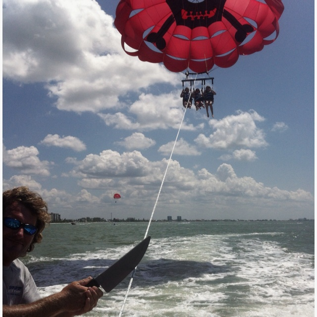 Parasailing Fort Myers Beach Florida Did This We Had The Same Captain My Future Home In 2018 Pinterest