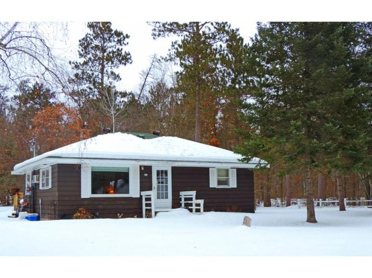2.76 Acres - 2 Bd-1 Ba Nevis Home.  2 stall detached garage, pole shed, mature trees, paved drive, new over-sized patio & deck, new roof on house & garage  in 2012 & newer Water Heater. Walking distance to Deer Lake, Beach, School, Heartland Trail and Park.   Hear the loons and watch the abundance of wildlife!