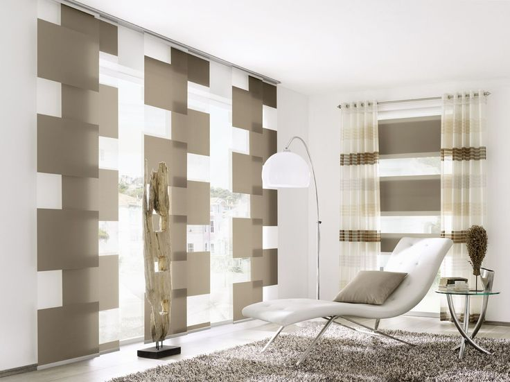 Bildergebnis Fr Moderne Gardinen Wohnzimmer